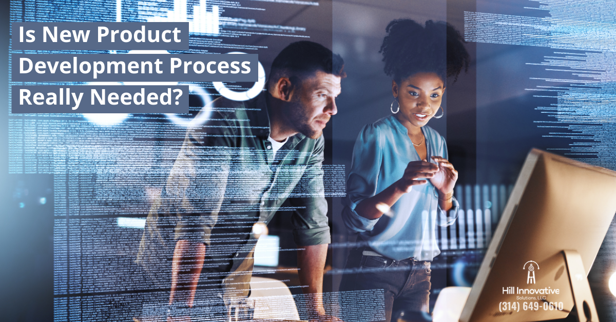 is new product development process really needed