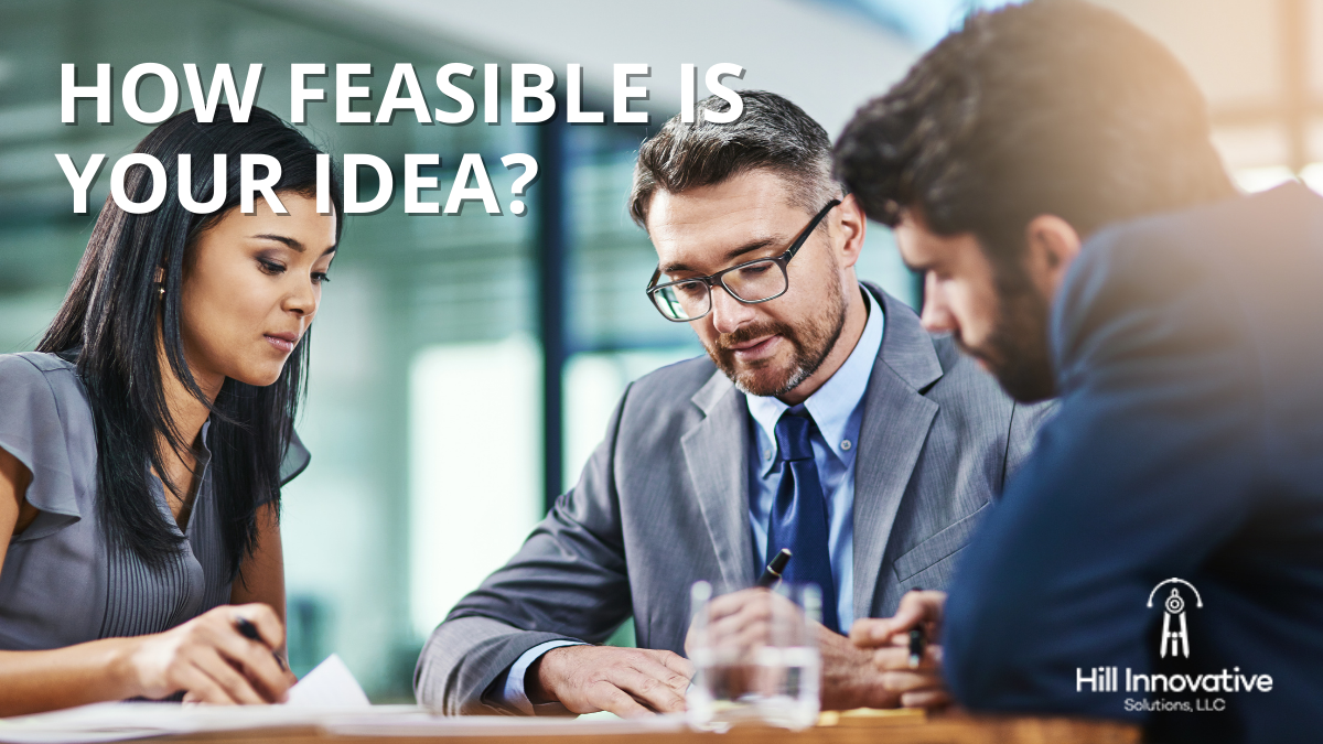 how feasible is your idea